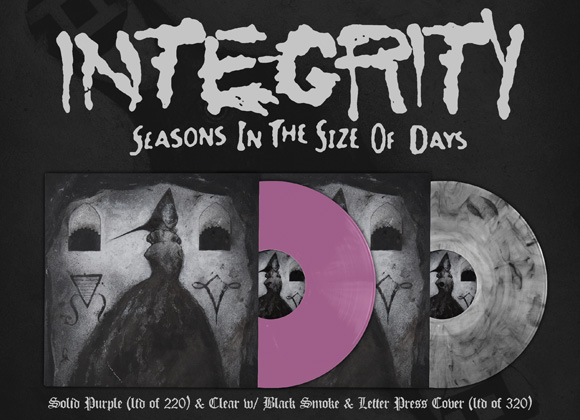 Integrity - Seasons In The Size Of Days