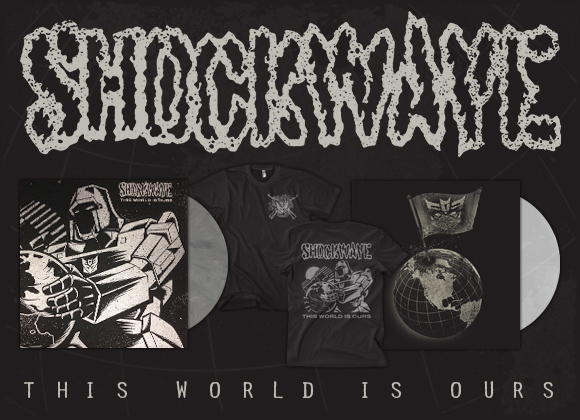 Shockwave - This World Is Ours