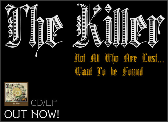 The Killer - Not All Who Are Lost...Want to Be Found